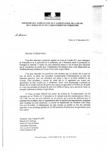 secheresse-2011-réponse-ministre-213x300 dans L'AGRICULTURE